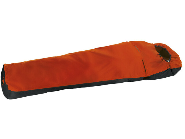 Mammut Sphere Bivy Bag 195 cm, dark orange